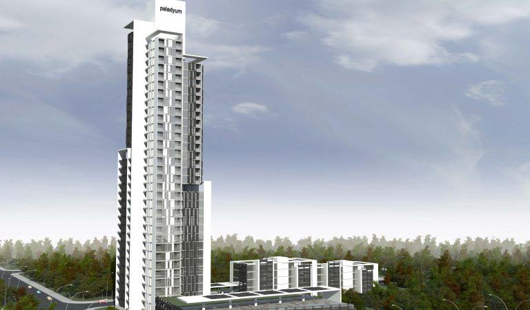 Paladyum Beytepe Ankara Emlak Projesi